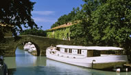 Luxury barge cruises and river cruises in Europe - France - The Canal du Midi